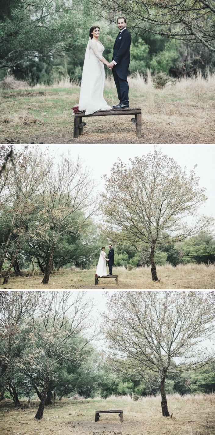 Fotos de boda en el convento de la Almoraima en Cádiz