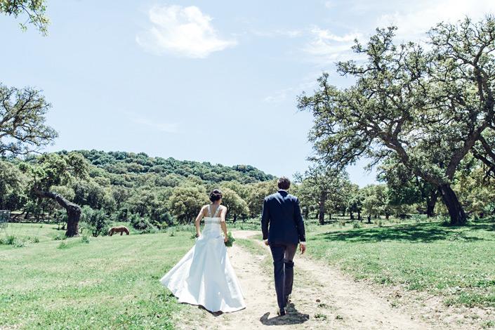 Fotos de boda en La Almoguera