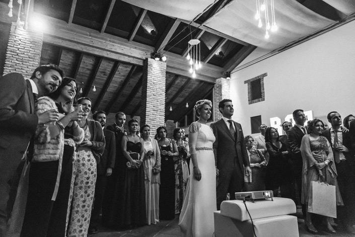 Fotos de boda en La Hacienda Los Ángeles de Sevilla