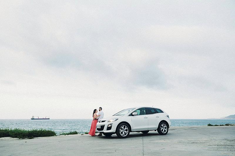 Fotos de boda en Benzú