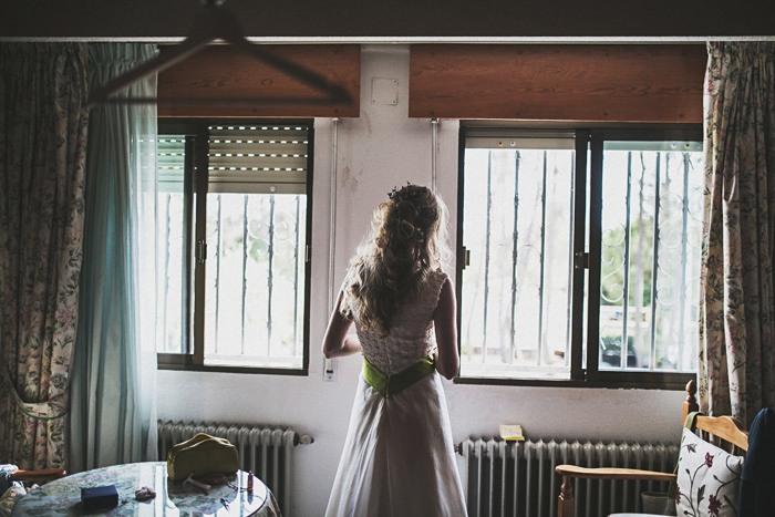 Fotografía documental de bodas en Madrid