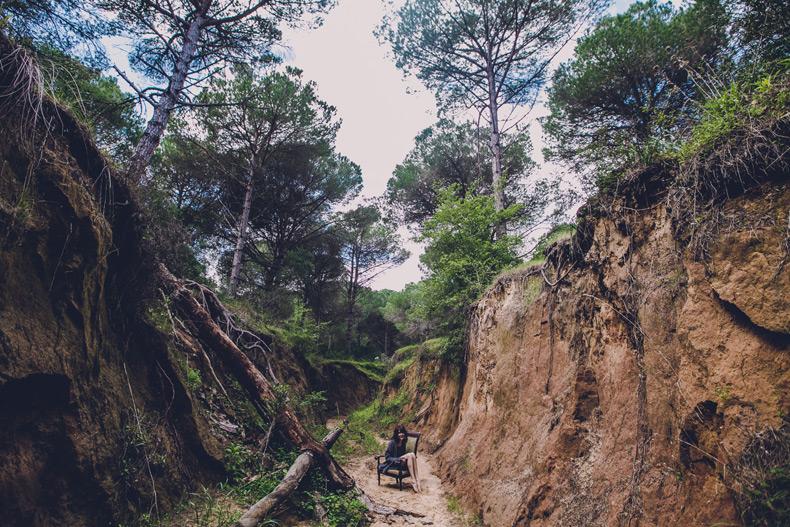Book de fotos en el Piner del Rey