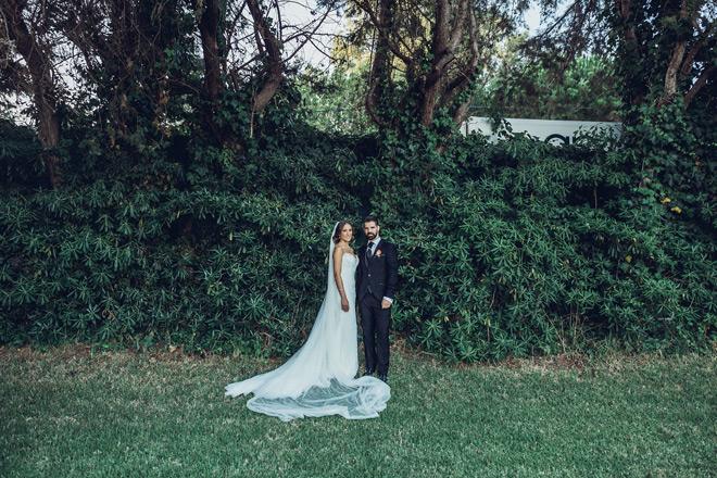 Fotos de boda en Algeciras, finca El Campo