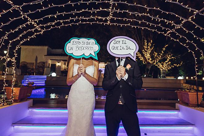 Fotos de boda en la finca El Campo, Algeciras