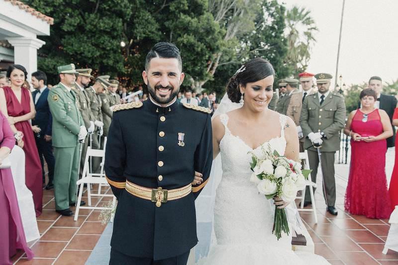 Fotos de boda en Finca El Campo
